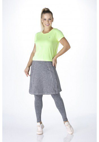 saia calca comprida mescla moda fitness evangelica epulari