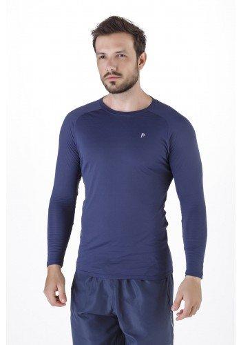 blusa masculina termica manga longa protecao uv 50 poliamida fitness 1