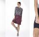 capa saia shorts modelo para mulheres com quadril largo