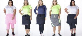 capa look plus size fitness evangelico