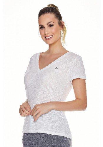 t shirt podrinha casual esportiva branca epulari ep038br frente