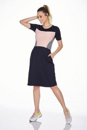 vestido fitness poliamida uv50 epulari frente corpo