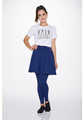 saia calca comprida azul alta compressao uv50 epulari ep027az frente