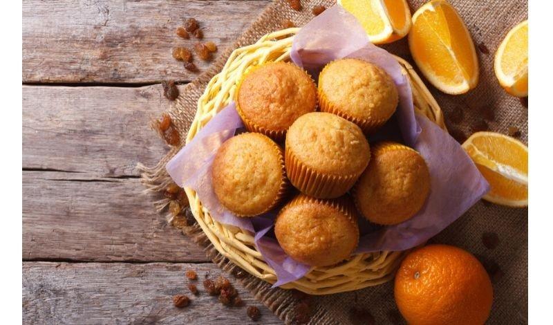 post no blog capcake de laranja