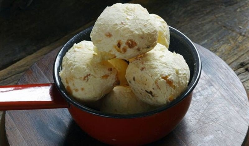pap de queijo