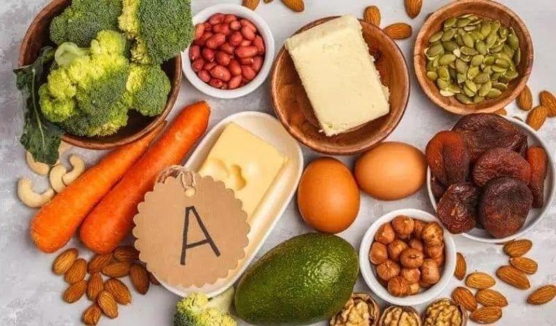 post vitamina a