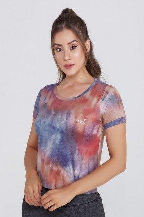 blusa cropped tie dye viscose manga curta epulari ep002es frente