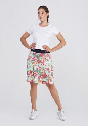 shorts saia estampado poliamida alta compressao supplex uv50 epulari ep012er frente 2