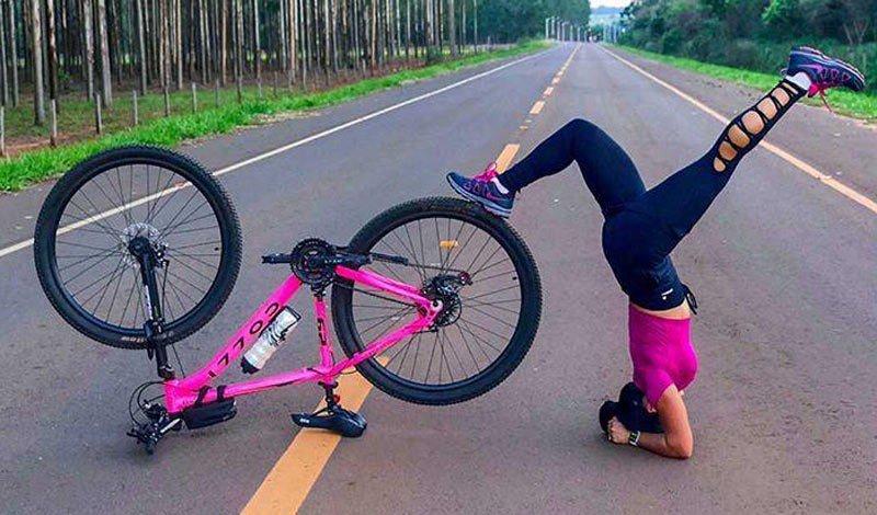 imagem post blog yoga bike estrada dicas de treino para iniciantes na bike