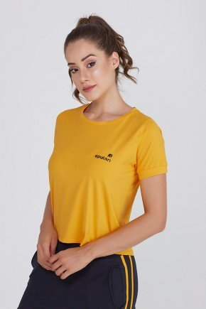 cropped amarelo gema poliamida protecao uv50 epulari frente 1