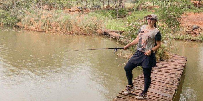 Dicas de pescaria feminina: escolhendo as roupas e acessórios