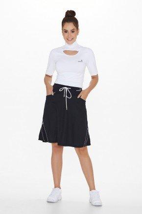 shorts saia preto detalhe vivos moda fitness evangelica epulari ep040pr 1