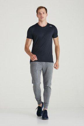 calca jogger masculina moleton cinza holyfit hf0303 1