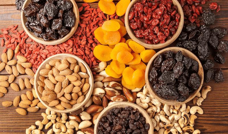 blog frutas secas