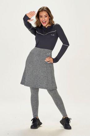 saia calca comprida mescla alta compressao moda fitness evangelica epulari 5