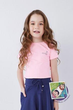 blusa cropped rosa claro infantil moda fitness evangelica epulari kids 21