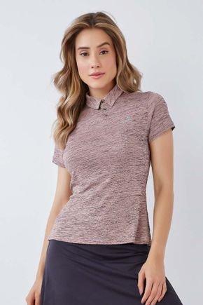 camisa polo feminina para tenista jogar tenis com bolso para colocar bola de tenis epulari 2
