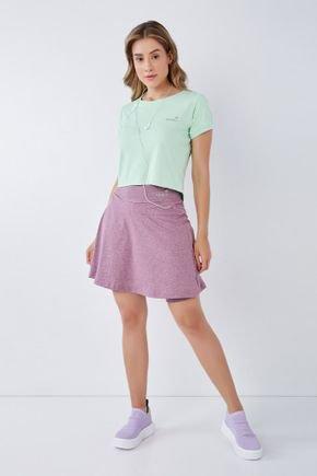 shorts saia roxo alta compressao com bolsos e abertura para fone de ouvido epulari 2
